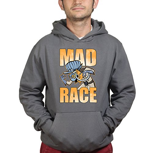Mad Races Max Kapuzenpullover (Max Ps4 Mad Kostüm)
