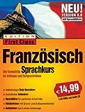 Produkt-Bild: First Class Sprachkurs Französisch 8.0 (DVD-Verpackung)