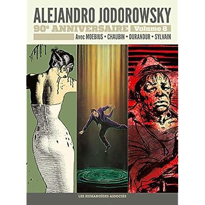 Jodorowsky 90 ans T8 : Griffes d'ange - La vérité est au fond des rêves - Gilles Hamesh