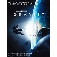 gravity dvd Italian Import by sandra bullock