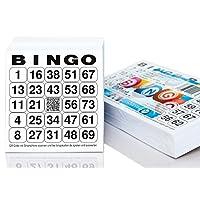 500-Bingolose-Bingotickets-System-24-aus-75-105-x-11-cm 500 Bingolose / Bingotickets System 24 aus 75 (10,5 x 11 cm) -