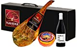 Lot Four Seasons Extremadura Ham NAVIDUL
