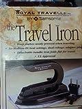 The Travel Iron by Samsonite Royal Traveller