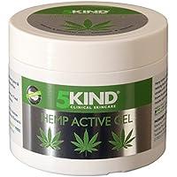 Gel de Cáñamo Alivio Activo para Músculos y Articulaciones- Gran Poder Calmante Fórmula con Aceite de Cannabis Rica en Extractos Naturales de 5kind. Para el Alivio de Pies, Rodillas, Espalda, Hombros (300ml)