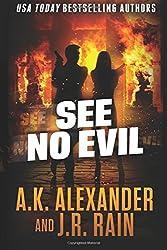See No Evil by A.K. Alexander (2015-01-30)