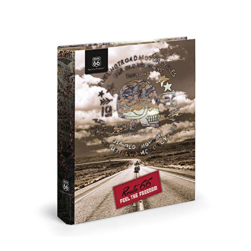 Busquets archivador 4 Anillas ROUTE-66 by DIS2