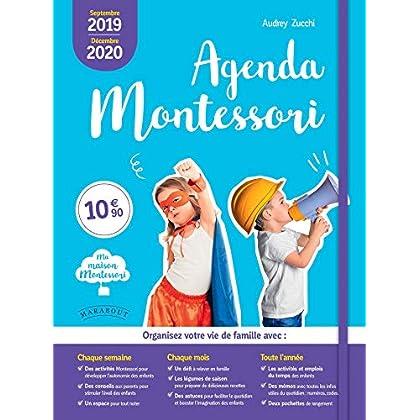 Agenda Montessori 2019-2020