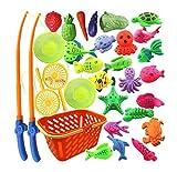 31 Stück Angeln Spielwaren für Kinder