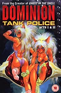 Dominion Tank Police - Acts 1 And 2 [DVD]