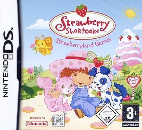 Emily Erdbeer  Strawberry Shortcake Nintendo DS Amazonde Games