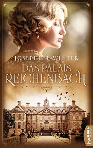 Buchseite und Rezensionen zu 'Das Palais Reichenbach' von Josephine Winter