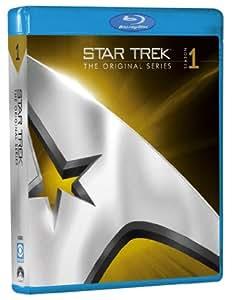 Star Trek: Original Series - Season 1 [Blu-ray] [Import anglais]