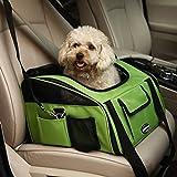 Meiying - Porteur de siège de voiture d'animal domestique pour chien, chat, siège d'appoint de guet