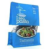 I Sea Pasta | Seaweed Tagliatelle | 2 x 100g