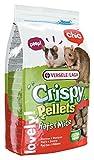 Versele Laga Rattenfutter Crispy Pellets 1 kg, 3er Pack (3 x 1 kg)