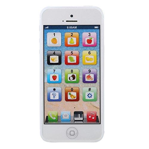 Goolsky Baby Kind Kurse und Handy Spielzeug (Telefone-handys)