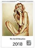 artboxONE Kalender 2018 The Art Of Attraction Wandkalender A3 Erotik