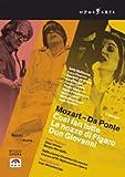 Mozart - Da Ponte Box [4 DVDs] [Alemania]