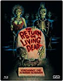 Return of the living Dead - Uncut - Futurepak [2 Blu-ray] mit 3D Lenticular