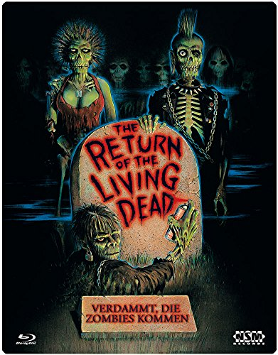 Return of the living Dead - Uncut - Futurepak [2 Blu-ray] mit 3D Lenticular