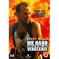 Die Hard With A Vengeance [DVD] [1995] by Bruce Willis