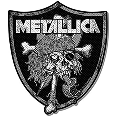 Metallica - Raider's Skull - Parche/Patch