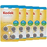 Kodak Batterie P675 aide auditive (Lot de 20)