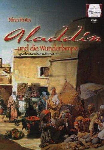 Aladdin und die Wunderlampe - Oper für Kinder