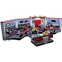 Mega Bloks DPH82 - Set Costruzioni Ponte di Comando Enterprise
