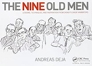 The Nine Old Men: Lessons, Techniques, and Inspiration from Disney's Great Animators (0415843359) | Amazon Products