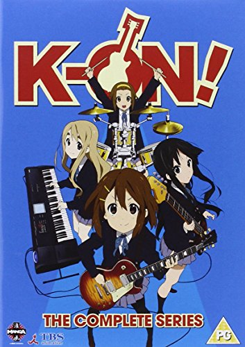 K-On! Complete Series Collection [Edizione: Regno Unito] [Import italien]