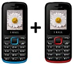 This offer from I Kall is a very attractive and effective for customer to save their money. Mobile have 64MB Internal memory which can be expandable upto 8GB through SD card and 32MB RAM. 0.3 MP Camera which can be used to capture best moments of lif...
