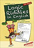 Logic Riddles in English: 3rd Grade