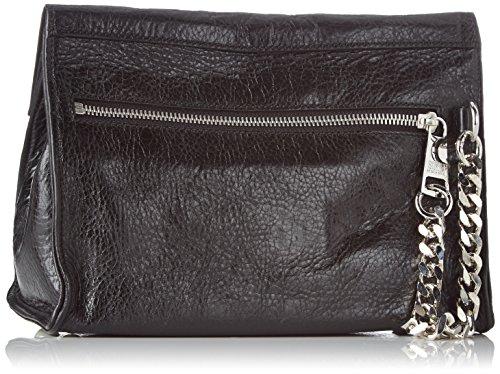 Sonia by Sonia Rykiel Damen 36278286-57 Laura Handtasche, 10x15x24,5 cm Noir (Black)