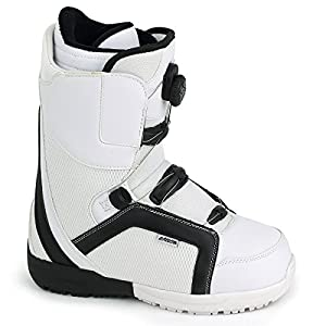Airtracks Snowboard Boots Strong W Atop Quick Lace/Atop QL Snowboardschuhe/Atop QL Snowboardboots/Weiß
