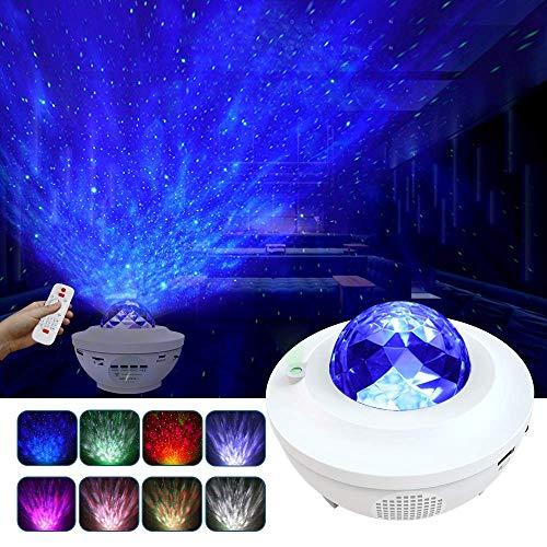 LBell Lámpara Proyector Estrellas & Océano 2 in