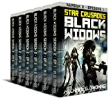 Star Crusades: Black Widows - Complete Second Season Box Set: Episodes 1-6