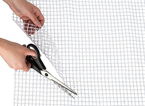 B.PRIME 120x180cm Base antideslizante I base para alfombra I alfombrilla antideslizante I base I protección antideslizante para alfombras