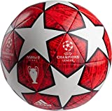 adidas Finale M CPT Soccer Ball, Hombre, Off White/Power Solar Active Red/Black, 5
