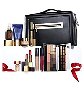 Estee Lauder The Makeup Artist Collection 2016 includes FULL SIZE Advanced Night Repair, Pure Color Envy Lipsticks (full-size), Pure Color Envy Lip Glosses (full-size) Sumptuous Extreme Mascara (full-size) plus lots more. WORTH £339