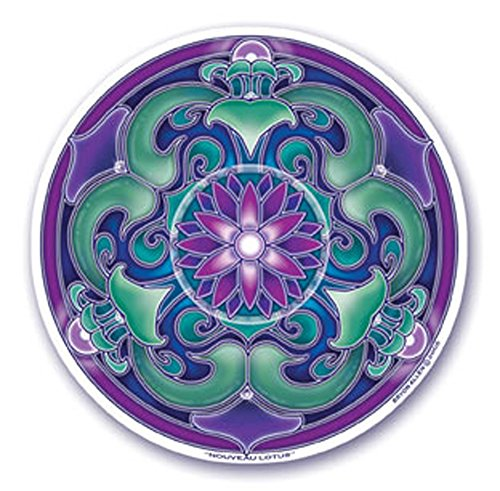 mandala-arts-colorful-decal-window-sticker-45-double-sided-nouveau-lotus-by-bryon-allen-s34