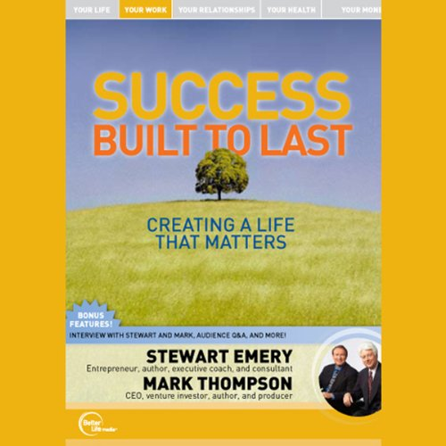 success-built-to-last-creating-a-life-that-matters