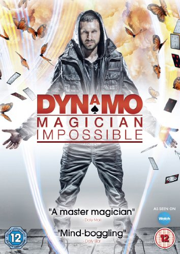 Dynamo: Magician Impossible [UK Import] hier kaufen
