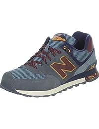 New Balance ML373NSR - Calzado Unisex, Color Azul/Gris, Talla 40.5