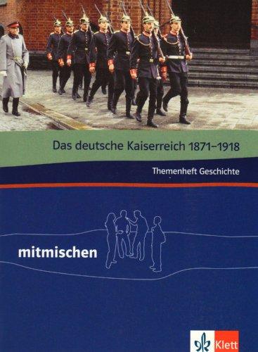 Deutsches Kaiserreich Test Die Testfamilie