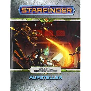 Starfinder Wider den Aionenthron Aufstellersammlung