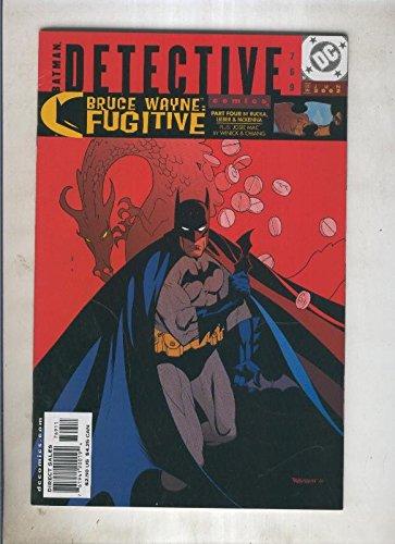 Batman Detective numero 769