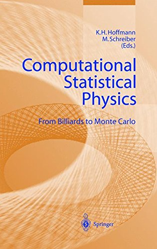 Computational Statistical Physics: From Billiards to Monte Carlo: From Billards to Monte-Carlo