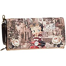 BETTY BOOP BILLETERO GRANDE ROMANTIC