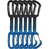 Black Diamond - Posiwire Quickpack - Express-Set Gr 12 cm schwarz/blau/grau